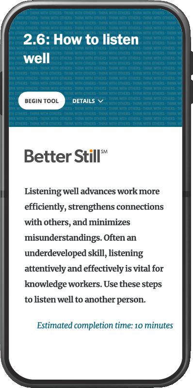 Better Still Tool 2.6