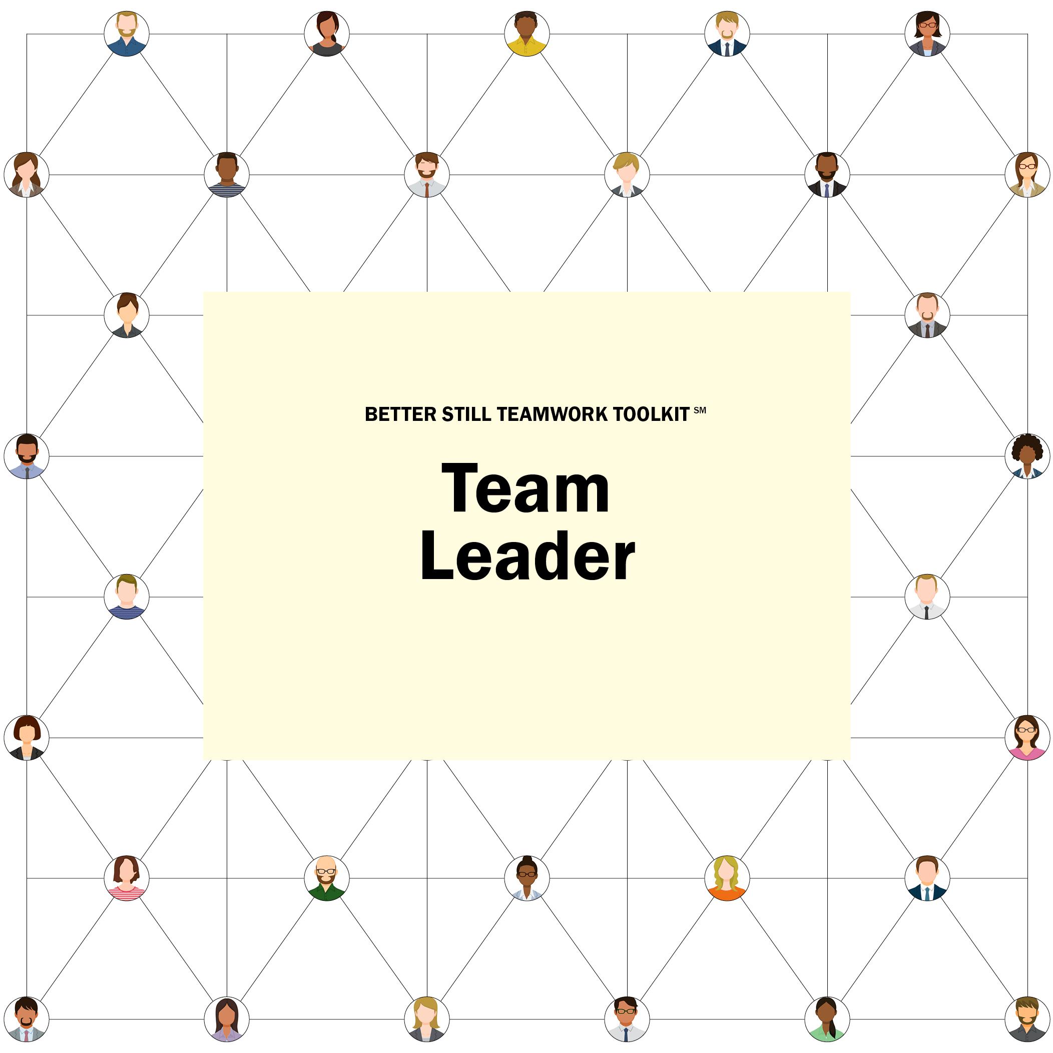 Team Leader Toolkit