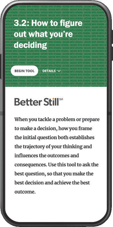 Better Still Tool 3.2