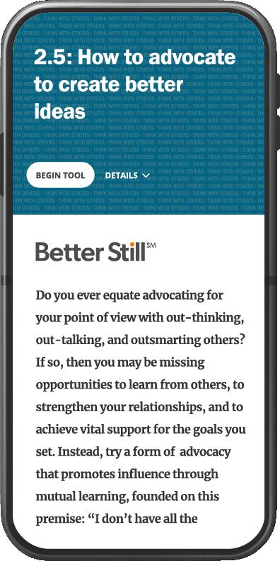 Better Still Tool 2.5