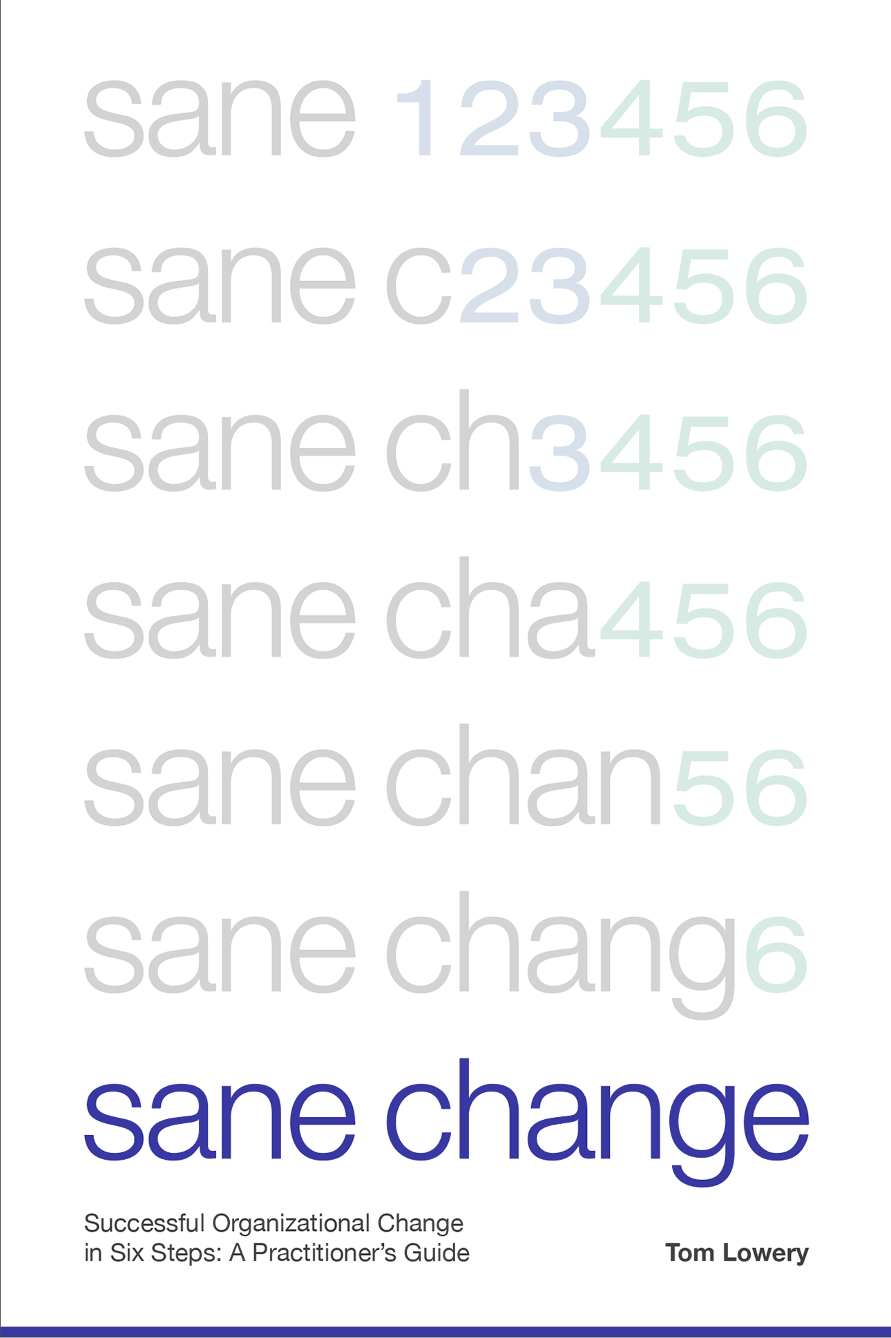 Sane Change Book Cover