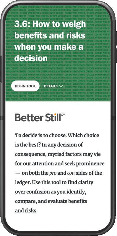 Better Still Tool 3.6