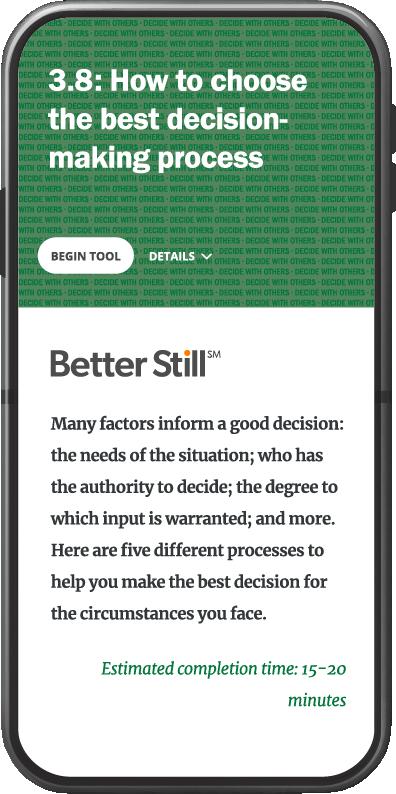 Better Still Tool 3.8