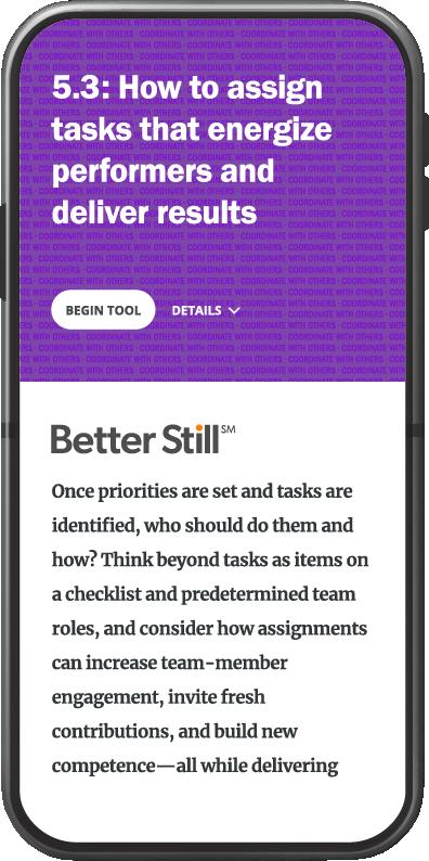 Better Still Tool 5.3