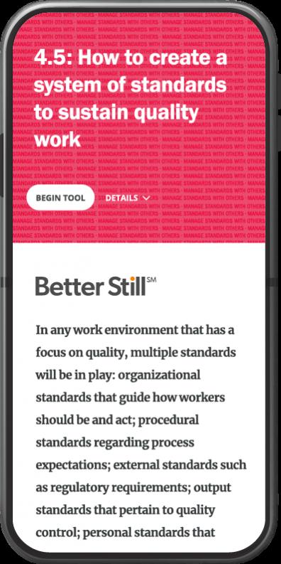 Better Still Tool 4.5